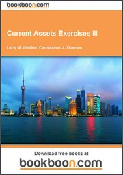 Cover of: Current Assets Exercises III |  Larry M. Walther , Christopher J. Skousen