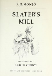 Cover of: Slater's mill