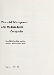 Cover of: Complete guide to financial management for small and medium-sized companies