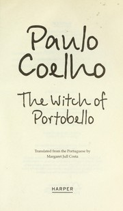 Cover of: The witch of Portobello | Paulo Coelho