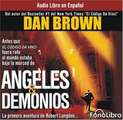 Angeles & Demonios/Angels & Demons by Dan Brown