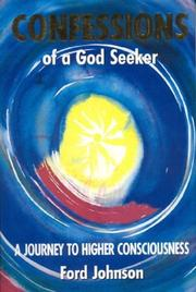 Cover of: Confessions of a God Seeker