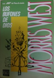 Cover of: Los bufones de Dios | Morris West