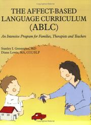 Cover of: Affect-Based Language Curriculum (ABLC) by