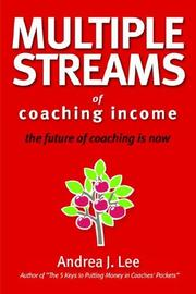 Cover of: Multiple Streams of Coaching Income