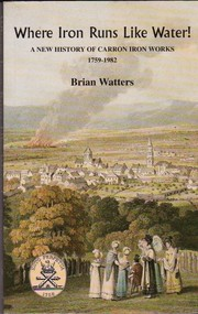 Cover of: Where Iron Flows Like Water! | W.B. Watters