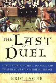 Cover of: The last duel