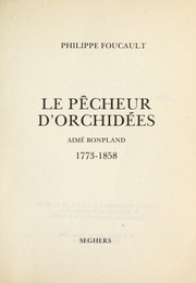 Cover of: Le pêcheur d'orchidées