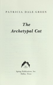 Cover of: The archetypal cat