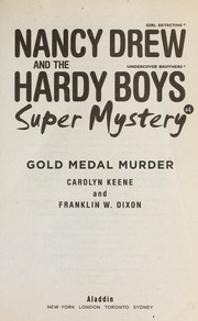 Cover of: Gold medal murder