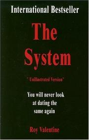 Cover of: The System (Unillustrated Version)