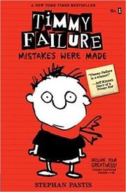 Timmy Failure :mistakes were made/#1