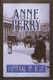 Cover of: Funeral in blue | Anne Perry