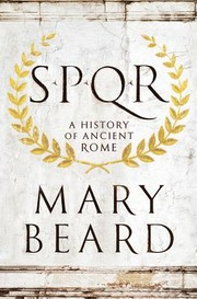 Cover of: SPQR: a history of ancient Rome