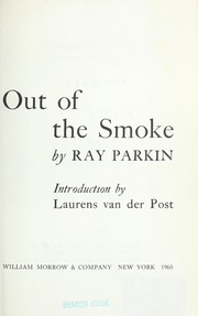 Cover of: Out of the smoke