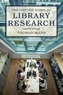 Cover of: The Oxford guide to library research |