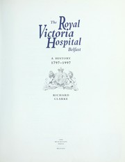 Cover of: The Royal Victoria Hospital, Belfast