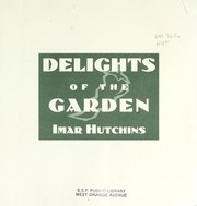 Cover of: Delights of the garden