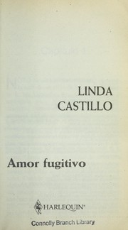 Cover of: Amor fugitivo