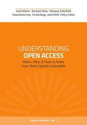 Understanding Open Access by authors alliance