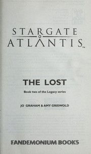 Cover of: The lost