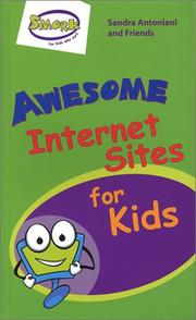 Cover of: Awesome Internet Sites for Kids