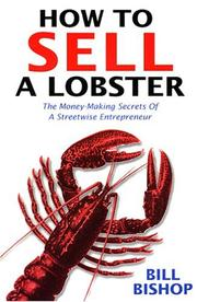 Cover of: How to Sell a Lobster