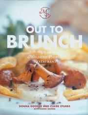 Cover of: Out to brunch at Mildred Pierce Restaurant | Donna Dooher