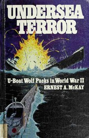 Cover of: Undersea terror