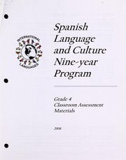 Cover of: Spanish language and culture | Alberta. Alberta Education. Learning and Teaching Resources Branch