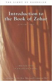 Introduction to the Book of Zohar (Volume Two) by Rav Michael Laitman PhD