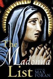 Cover of: The Madonna List