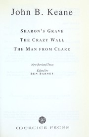 Sharon's grave by Keane, John B.