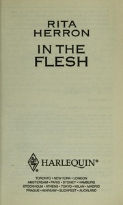 Cover of: In The Flesh