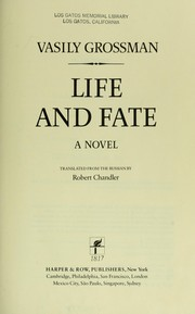 Cover of: Life and fate: a novel