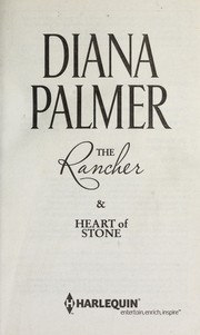 Cover of: The Rancher & Heart of Stone