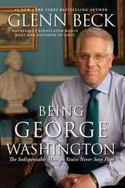 Cover of: Being George Washington