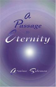 Cover of: A Passage to Eternity