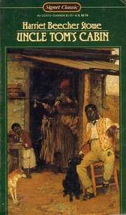 Cover of: Uncle Tom's Cabin | Harriet Beecher Stowe