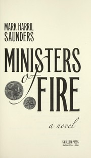 Cover of: Ministers of fire
