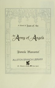 Cover of: An army of angels