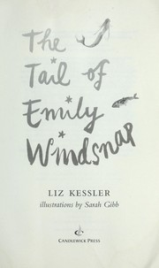 Cover of: The tail of Emily Windsnap
