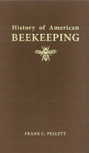 History of American Beekeeping