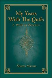 Cover of: My Years with the Qutb