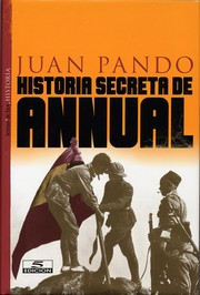 Cover of: Historia secreta de Annual
