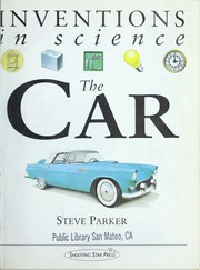 Cover of: The car (Inventions in science)