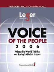 Cover of: Voice of the People 2006