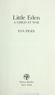 Cover of: Little Eden : a child at war |