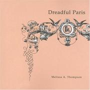 Cover of: Dreadful Paris