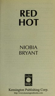 Cover of: Red hot | Niobia Bryant